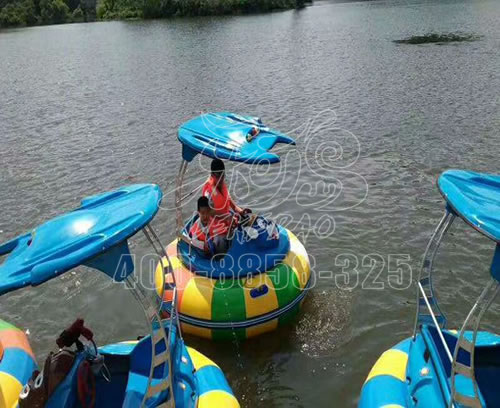 厂家直销水上自行车,水上撞球,水上踏车,手摇船