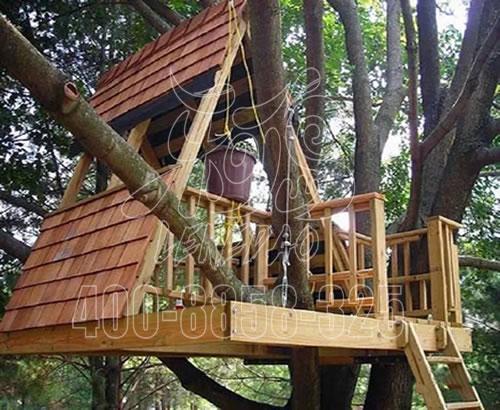 景区丛林树屋大型户外游乐设备,丛林系列游乐设备定做厂家
