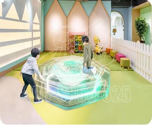儿童游乐场室内水床,新品水床,水床厂家直销,20年经验