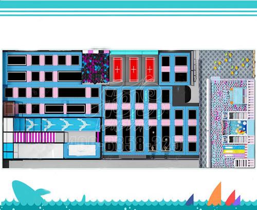 用心打造生产供应各类蹦床网红项目厂家直销室内游乐设备厂家
