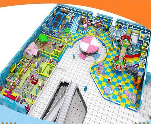 淘气堡儿童乐园大型小型游乐场设备室内亲子餐厅娱乐设施