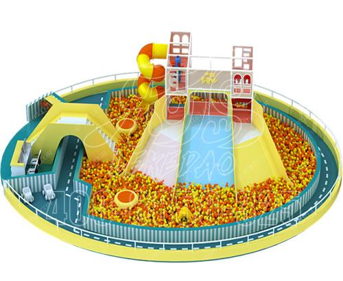 室内大小型儿童淘气堡乐园定做 淘气堡厂家 百万球池淘气堡价格