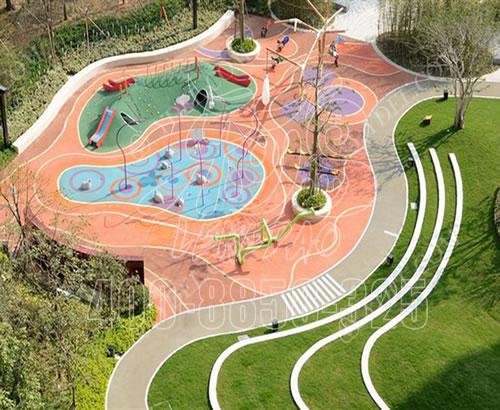 厂家批发大型户外滑梯幼儿园秋千组合玩具儿童游乐园室外游乐设备LKDWDX-16